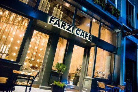 Dubai Food Review: Farzi Café, City Walk