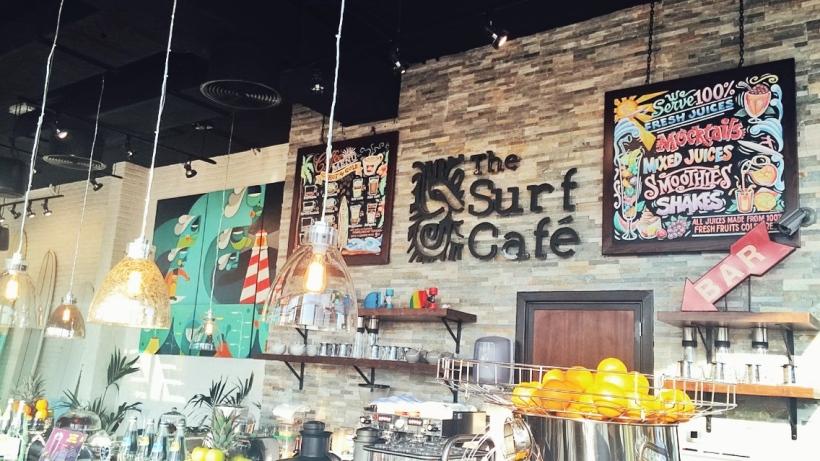 Dubai Food Review | The Surf Café, Jumeirah Beach Road